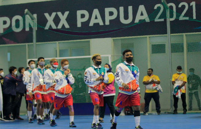Jawa Barat di Puncak Klasemen PON XX 2021, Papua di Urutan Empat.lelemuku.com.jpg