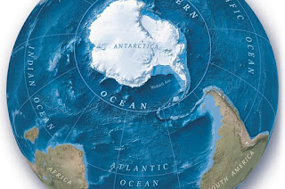 Bertambah Satu Kini Bumi  Mempunyai Lima Lautan