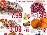 Harris Teeter Weekly Ad October 27 - November 2, 2021