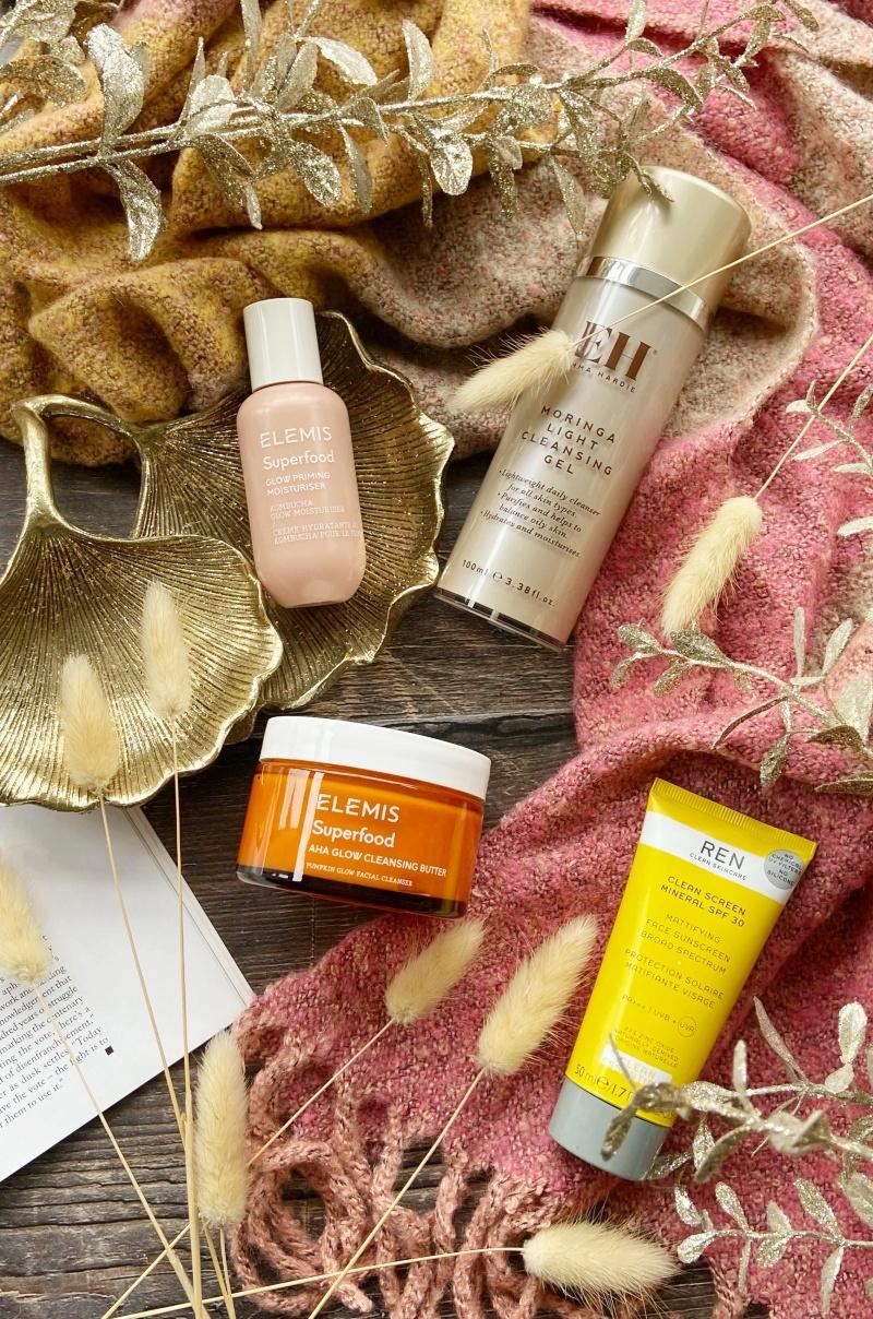 Transitional Autumn Skincare Routine | AD