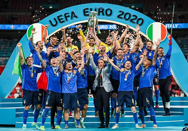VCK UEFA Nations League 2020/2021: Cơ hội cho Italia giành thêm danh hiệu?