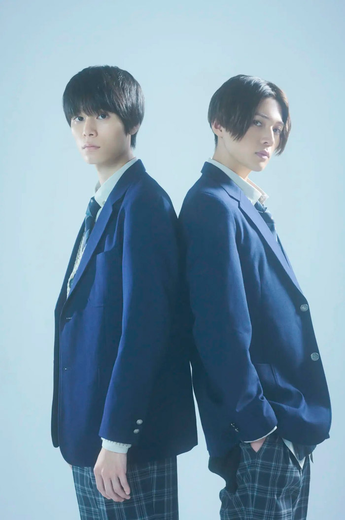 My Beautiful Man (Utsukushii Kare) BL live-action dorama