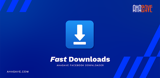 AhaSave: Video downloader for Facebook free