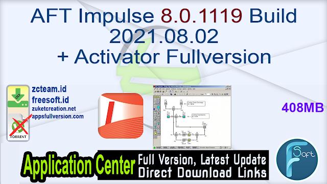 AFT Impulse 8.0.1119 Build 2021.08.02 + Activator Fullversion