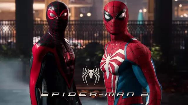 Spider Man 2 game