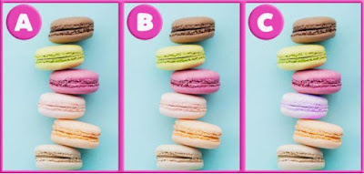 Can't take your eyes away! Which picture is the odd one out?