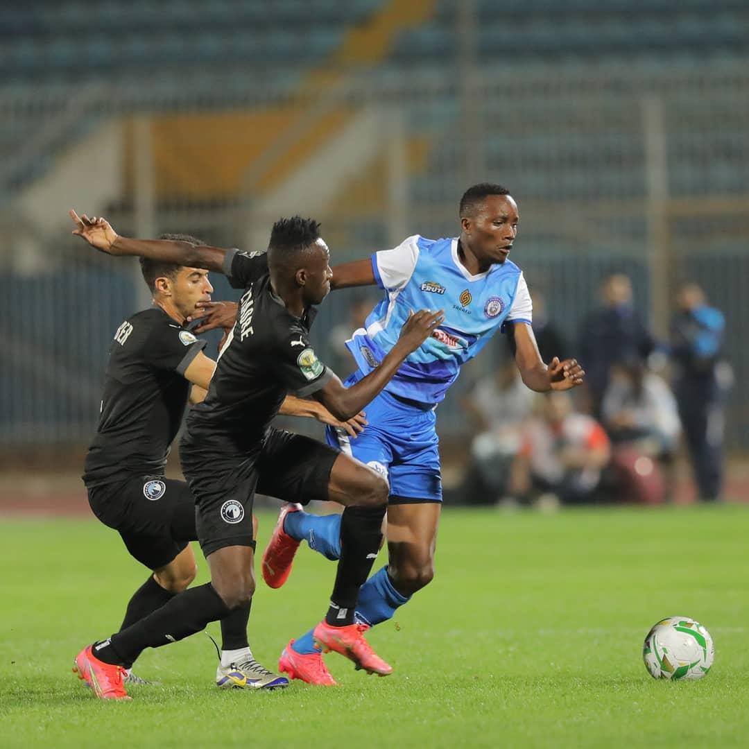 AZAM FC YATUPWA NJE KOMBE LA SHIRIKISHO AFRIKA-Michezoni leo