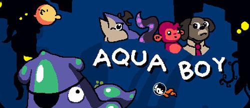 New Games: AQUA BOY (PC) - Mini Metroidvania Twin Stick Shooter
