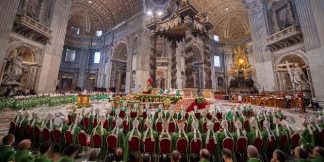 Apa itu Sinode Dalam Gereja Katolik