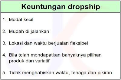 Dropship | Bisnis untuk tambahan penghasilan
