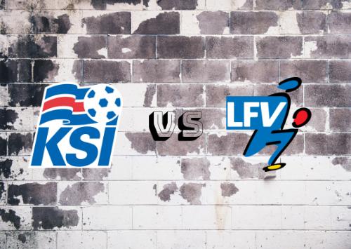 Islandia vs Liechtenstein  Resumen