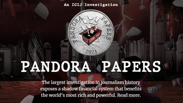 Skandal Pajak: Dua Nama Menteri Jokowi, Luhut & Airlangga Disebut di Pandora Papers