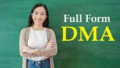 full-form-of-dma