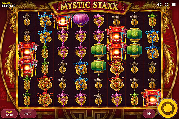 Main Gratis Slot Indonesia - Mystic Staxx Red Tiger Gaming