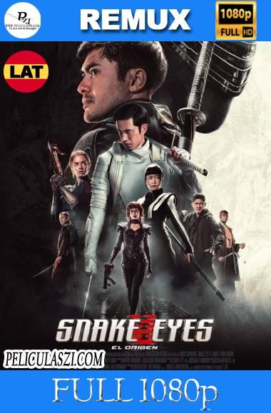 G.I. Joe Snake Eyes (2021) Full HD REMUX 1080p Dual-Latino VIP