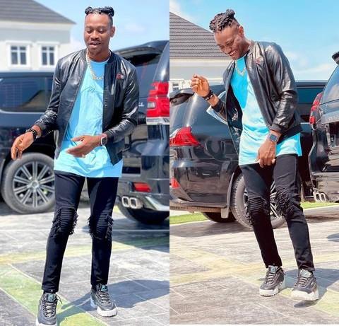 Lateef Adedimeji Advice Fans With A New Hair Style.