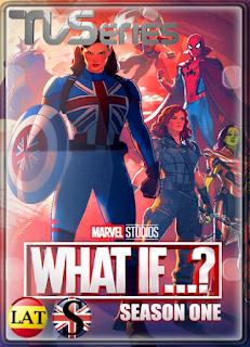 What If…? (Temporada 1) WEB-DL 1080P LATINO/INGLES