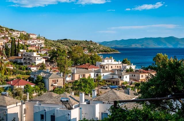 Άφησσος: Το χωριό του Πηλίου μεταξύ βουνού και θάλασσας