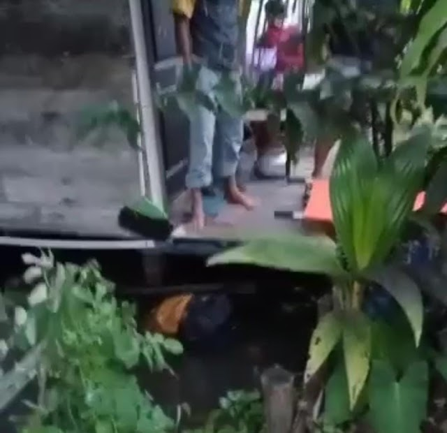 Kakek Suriansyah Ditemukan Mengapung di Samping Rumahnya Sendiri