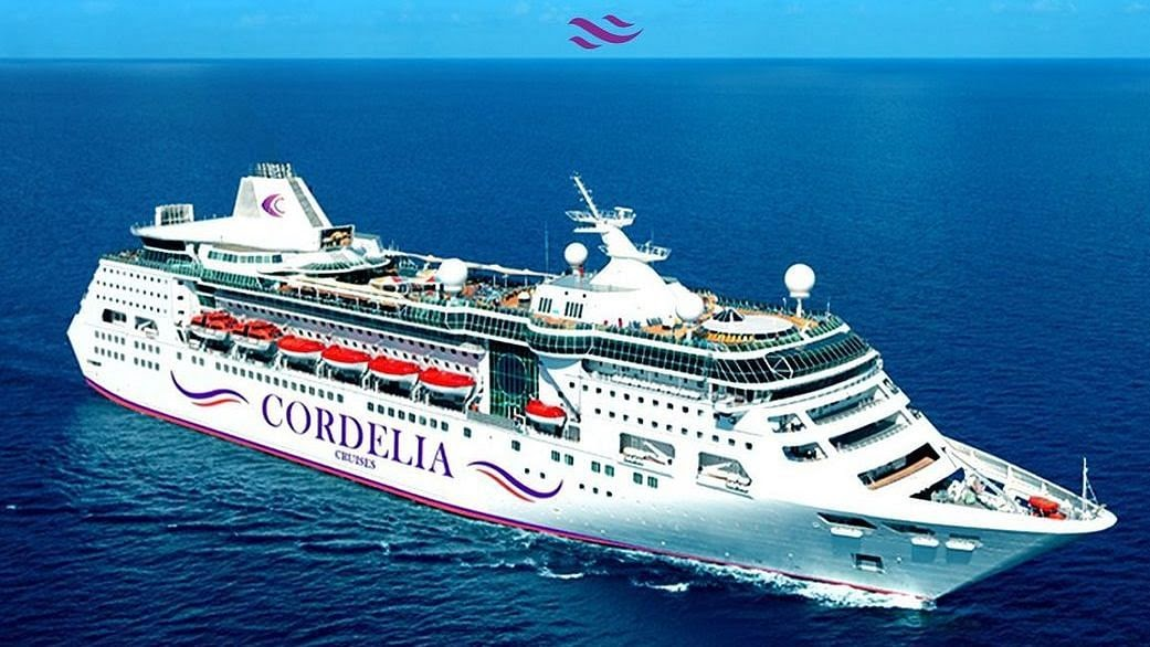 Was Kashiff Khan really involved in the Cordelia Cruise Event?