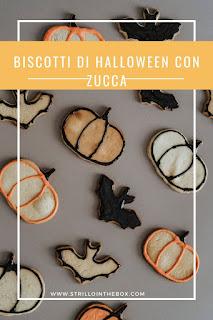 biscotti zucca vegan gluten-free