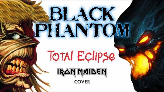 Black Phantom - Iron Maiden cover