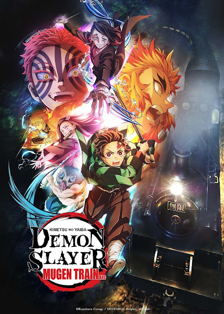 Demon Slayer: Kimetsu no Yaiba Mugen Train Arc (TV)