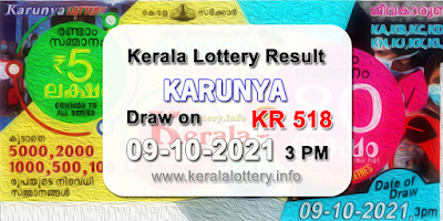 kerala-lottery-results-today-09-10-2021-karunya-kn-518-result-keralalottery.info