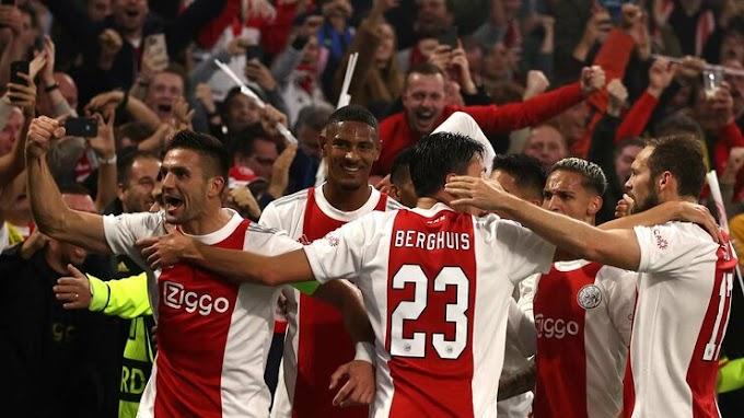 Ajax 4 - 0 Dortmund: Sons of the Gods in European heaven