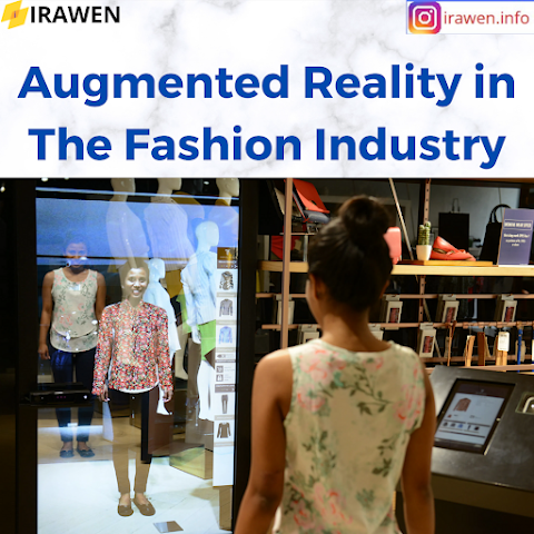 Augmented Reality in The Fashion Industry