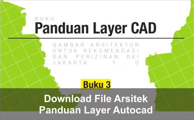 Download Panduan Layer Autocad