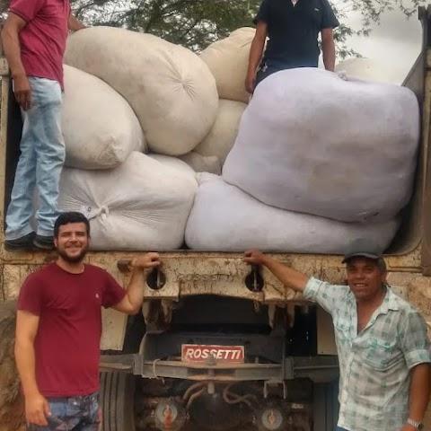 Arribaçã acompanha o beneficiamento do Algodão Agroecológico no Cariri Paraibano