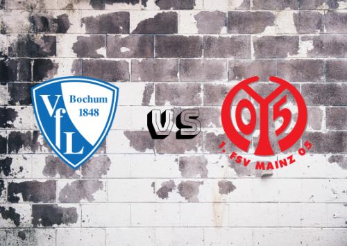 Bochum vs Mainz 05  Resumen