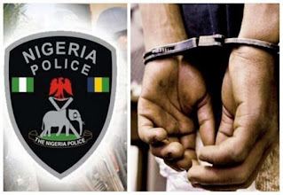 Hot: POLICE RECOVER STOLEN VEHICLE NABBED LEGAL PRACTIONER AND HIS NOTORIOUS CAR SNATCHER CLIENT IN DELTA,