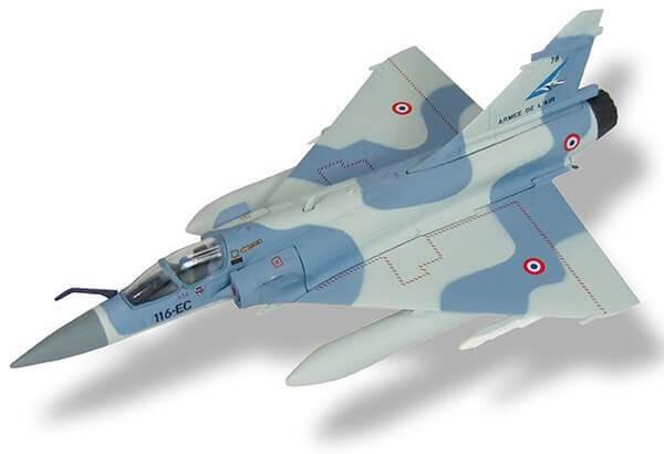 aviones de combate Mirage 2000-5F