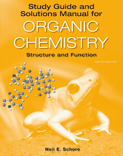Study Guide and Solutions Manual for Organic Chemistry 8th edition