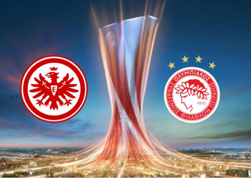 Eintracht Frankfurt vs Olympiakos Highlights 21 October 2021