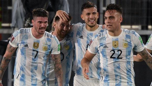 Argentina – Perú en vivo: formaciones, hora, TV y links para ver por Eliminatorias