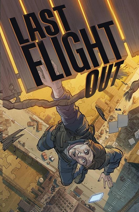 Last Flight Out #2