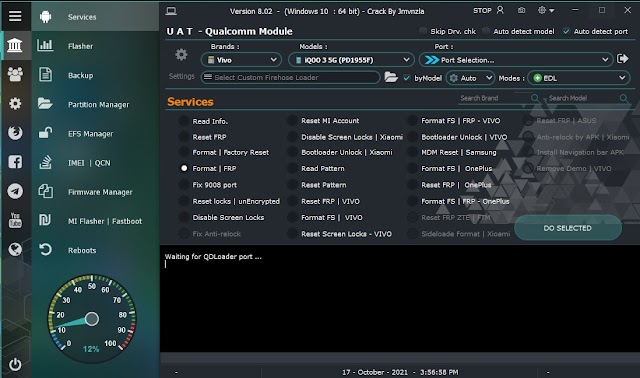 UAT Qualcomm Module Version 8.02 Cr@ck Free Download