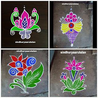 Rangoli Designs Images