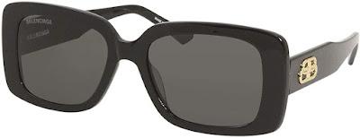 Elegant Authentic Balenciaga Sunglasses For Women