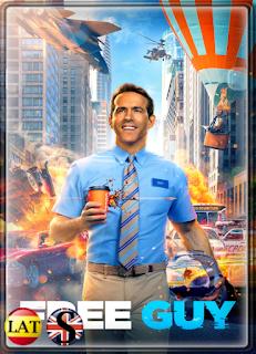 Free Guy: Tomando el Control (2021) HD 1080P LATINO/INGLES