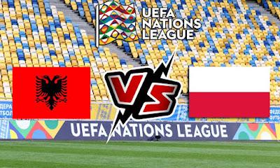 ألبانيا و بولندا بث مباشر
