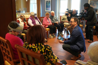 $2M virtual reality trial to gauge impact on senior living residents with dementia