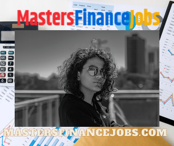 Masters Finance Jobs Beyond a Masters Degree
