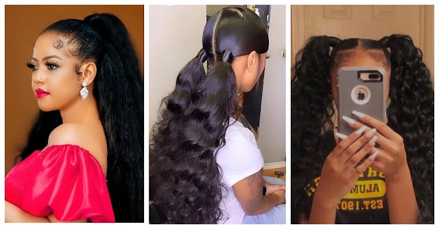 20+ Beautiful Ways to Style your Hair Without Plaiting it (2022).