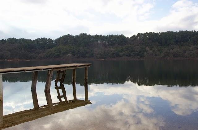 Λίμνη Ζηρού: Ο φυσικός «καθρέφτης» της Πρέβεζας