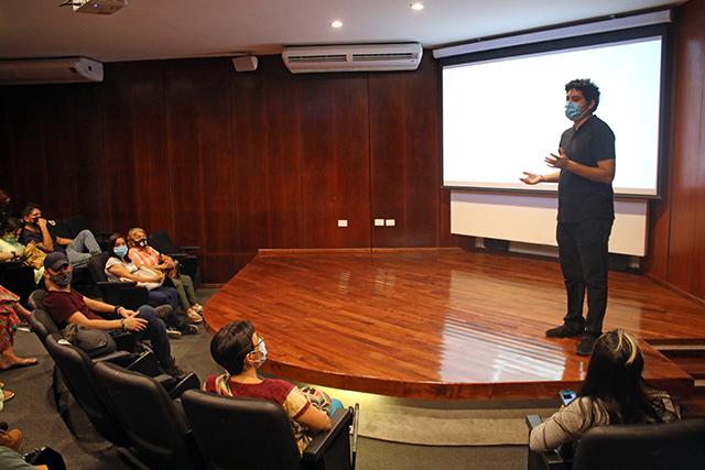 Inicia el cruce de historias con Libre Cinema Festival 2021