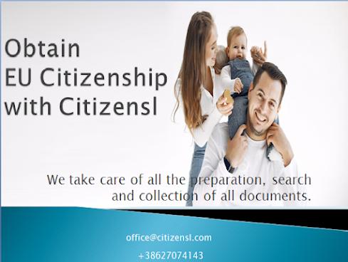 Obtain Citizenship With Citizensl
